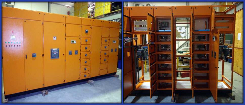 Design and manufacture of Distribution and Panel boards